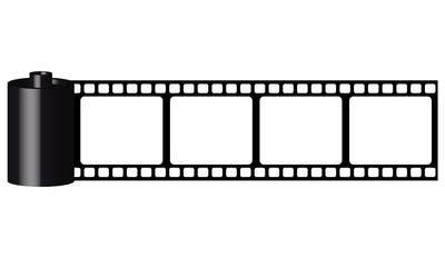 Rullino con pellicola