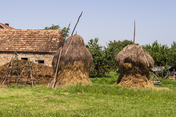 Two Haystacks & Old Stable