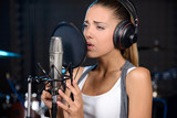 Recording Studio poster