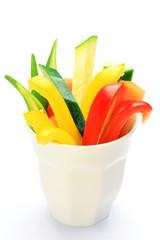 vegetables stick