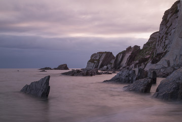 Ayrmer Rocks.