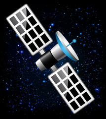 satellite Space