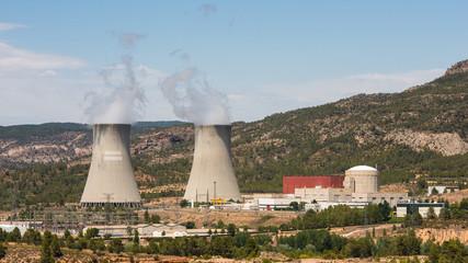 Central Nuclear De Cofrentes. España