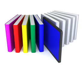 Books in Tablet PC