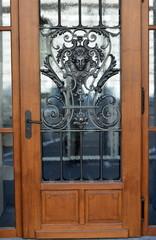 vieille porte d'entrée zurichoise