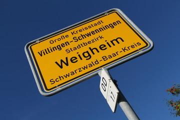 Weigheim - g910