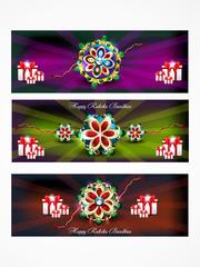 raksha bandhan web banner background