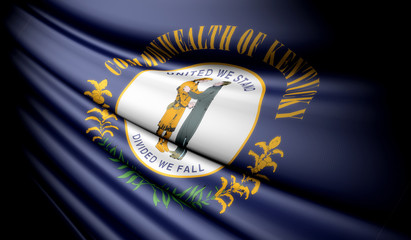 Flag of Kentucky (USA)