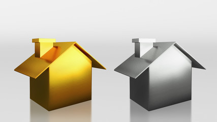 investment gold and silver house compare