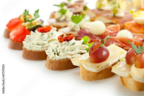 Canapes - 67747824