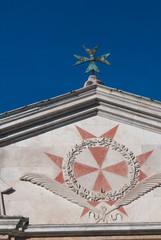 Croce della Chiesa di Santo Stefano dei Cavalieri, Pisa