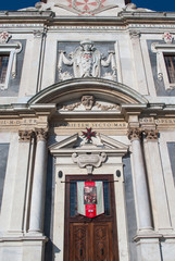 Chiesa di Santo Stefano dei Cavalieri, portale, Pisa