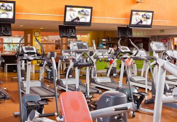 Fitness club (cardio)