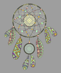 Decorative dream catcher