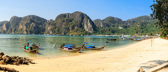 Thailand Beach Panorama