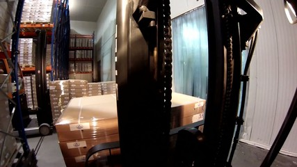 Warehouse logistics rokla