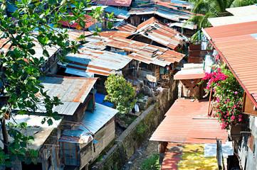 Cebu slums