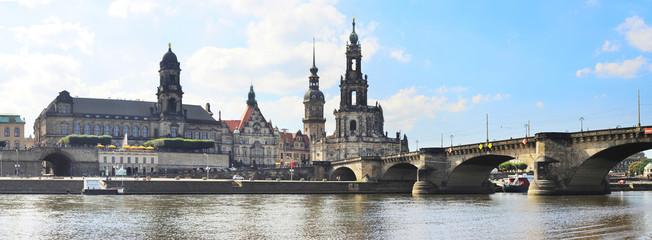 Dresden landmarks