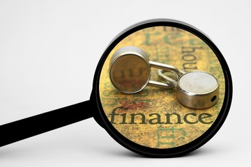 Search for finance