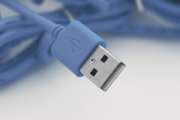 usb close up
