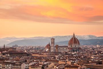 Vistas de FLorencia, Italia