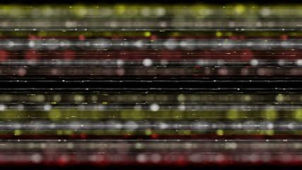 technology video – light stripe object – loop HD