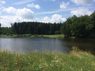 Sommer See