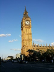 Big Ben Golden Hour