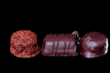 Fine chocolate candy