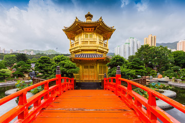 Nan Lian Garden,This is a government public park,Kowloon