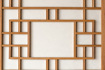 korean traditional paper wall