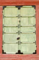 korean traditional door