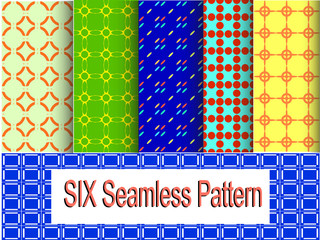 Six pattern light stye