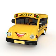 School Van Character