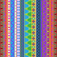aztec traditional pattern