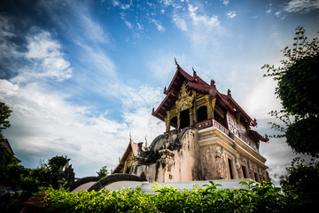 Ancient temple Thailand