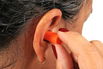 Bouchon d'oreille