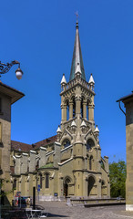 Saint Peter and Paul Church, Bern