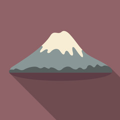 Fuji vector illustration