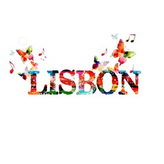 Colorful Lisbon design