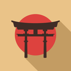 Japan vector illustration