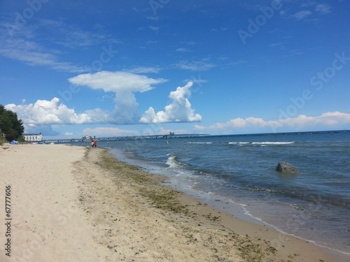 canvas print picture Strand Urlaub