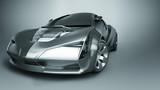 Fototapety concept sport car