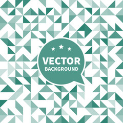 Vector seamless background pattern triangle