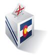 Wahlbox Colorado