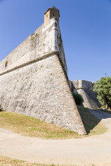 Antibes, France. Fort Carre (1565) - 10