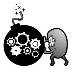 Machine bomb