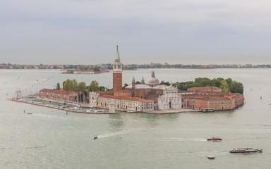 Venedig, Altstadt, Insel, San Giorgio Maggiore,Italien