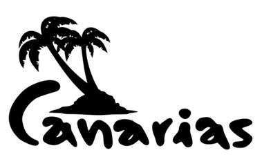 Canarias palm