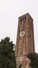 Murano, Altstadt, Kirchturm, Basilika, Insel, Italien